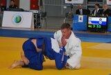R.Nenartavičiui - Europos jaunių dziudo čempionato sidabras (atnaujinta)