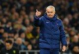 J.Mourinho atskleidė, kodėl nesusiklostė jo futbolininko karjera