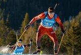 Abu lietuviai atsisakė startuoti Europos biatlono čempionate