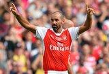 """""""Arsenal"""" legenda R.Piresas: """"Noriu dirbti su A.Wengeru"""""""