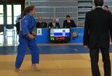 Antrąją Europos jaunių dziudo čempionato dieną lietuviai liko be pergalių