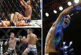 Kitas UFC čempiono M.Holloway varžovas: C.Swansonas ar F.Edgaras?