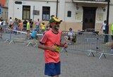 Neeilinis pavyzdys. Senolis bėgioti pradėjo 61 metų ir jau spėjo įveikti maratoną