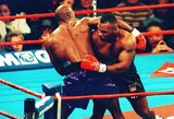 E.Holyfieldas įvardijo tris priežastis, kodėl neįkando M.Tysonui