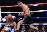 """Po E.Kavaliausko kojomis kritęs R.Arriaza: """"Tai nebuvo normali kova, galėjau kautis tik viena ranka"""""""