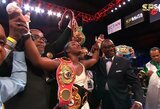 Geriausia planetos boksininkė nustebino – pasirašė kontraktą su MMA organizacija