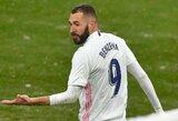 """""""Real"""" nesugebėjo įveikti """"La Liga"""" pirmenybių autsaiderių"""
