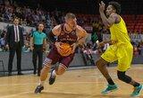 """""""Lietkabelis"""" patyrė FIBA Čempionų lygoje ketvirtąjį pralaimėjimą"""