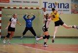 """LRT rankinio taurės moterų finale susitiks """"ACME-Žalgiris"""" ir """"HC Garliava"""""""