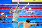 Belgijoje – D.Rapšio triumfas ir du geriausi sezono rezultatai pasaulyje
