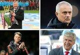 TOP-50: geriausi treneriai futbolo istorijoje