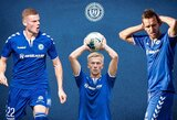 """Hegelmann Litauen"" atsisveikino su trimis futbolininkais"