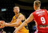 """""""Šiauliai"""" šventė pirmąją pergalę """"FIBA Europe"""" taurėje"""