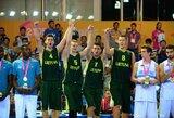 Po krepšininkų aukso Lietuva Nandzingo jaunimo olimpiados medalių įskaitoje – 17-a