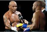T.Crawfordas nuleido ant žemės M.Tysono gerbėjus, L.Lewisas užsiminė apie sugrįžimą