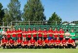 Vilniuje prasidėjo Europos jaunimo žolės riedulio čempionato trečiojo diviziono kovos