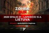"""Apokaliptinis bėgimas """"Zombie Run"""" tapo virtualiu"""