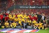 """Turnyrą Miunchene laimėjo """"Atletico"""", """"Bayern"""" liko paskutinis"""