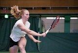 J.Eidukonytė Lenkijoje papildė WTA vienetų reitingo taškų kraitį