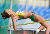 Lietuvos lengvosios atletikos čempionatas baigėsi puikiu A.Palšytės pasirodymu