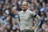 """""""Manchester City"""" tapo pirmuoju klubu, kuris savo sudėčiai išleido daugiau nei 1 mlrd. eurų"""