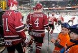"""Rygos """"Dinamo"""" pralaimėjo vieniems iš Vakarų konferencijos autsaiderių"""