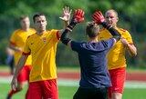 """Kauno """"Arsenalas"""" – favorito pozicijoje tapti Lietuvos mažojo futbolo čempionais"""