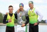 H.Žustautas priartėjo prie vietos Rio de Žaneiro olimpiadoje, J.Šuklinas finišavo tik trečias