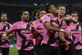 """""""Juventus"""" klubas be didesnio vargo sutriuškino """"Roma"""""""