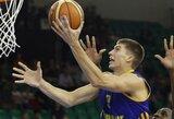 Ukrainos rinktinė sukūrė stebuklą ir rungtynių pabaigoje išplėšė pergalę iš belgų rankų