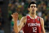 K.Gonlumas karjerą tęs Turkijos čempionų klube