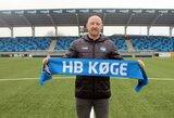 Danijos čempionai eliminavo A.Skarbaliaus klubą iš Danijos taurės turnyro