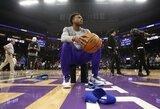 NBA tyrimų rezultatai: COVID-19 užsikrėtė 16 krepšininkų iš 302