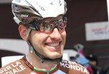 G.Bagdonas dviračių lenktynėse Prancūzijoje pakilo į trečią vietą