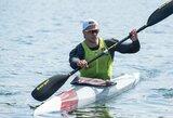 Tik olimpinį čempioną ir vicečempioną praleidęs A.Seja iškovojo pasaulio taurės varžybų bronzą