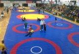 Europos jaunučių čempionate – nesėkmingas Lietuvos graikų-romėnų imtynių atstovų pasirodymas