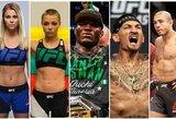 D.White'as patvirtino vieno įspūdingiausių turnyrų UFC istorijoje pagrindinę programą