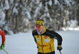 Biatlonininkė N.Paulauskaitė pelnė pirmuosius įskaitinius IBU taurės taškus