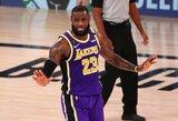 R.Vyšniausko NBA starto atmintinė: favoritai, intrigos ir papildomi lyderių kilogramai