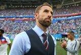 G.Southgate'as pasiekė žodinį susitarimą su Anglijos futbolo federacija ir pratęs kontraktą