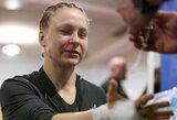 """Pralaimėjimą UFC narve kaip svarbią pamoką priimanti J.Stoliarenko: """"Žinojau, kad rizikuojame"""""""