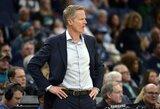 """S.Kerras: """"Mes išlaikysime savo žaidimą, netapsime """"Rockets"""" komanda"""""""