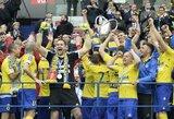 Netikėtumas Lenkijoje: šalies taurę iškovojo Gdynės klubas