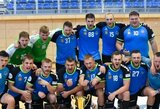 """Lietuvos rankinio supertaurė – """"Dragūno"""" rankose"""