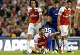 """""""Arsenal"""" ilgesniam laikui neteko traumuoto S.Kolašinačo"""