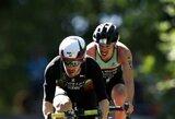 Europos triatlono taurės etape ir Baltijos čempionate dalyvavo vienintelis Lietuvos atstovas