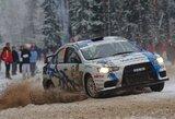 """V.Švedas apie žiemos ralį: """"Laukia labai geros lenktynės"""""""