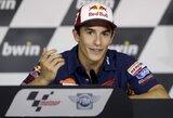 """""""MotoGP"""": M.Marquezas pagauna antrą kvėpavimą"""