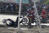 """Centrinės Europos motobolo lygoje Kretingos """"Milda"""" įveikė Minsko komandą"""
