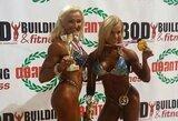 Fantastiška sezono pabaiga – R.Marcinkutė ir S.Ilijonskienė sužibėjo fitneso varžybose Graikijoje